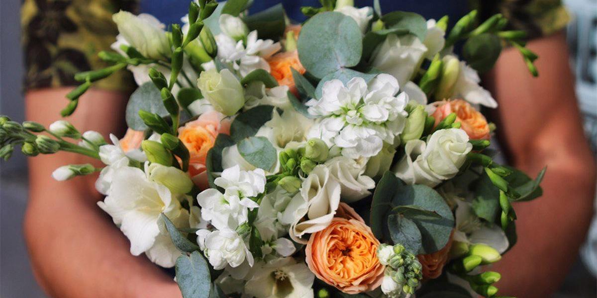 Букет невесты в самаре недорого — photo 10